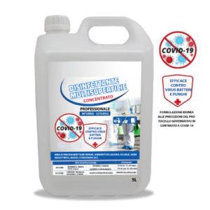 disinfettante-multisuperficie sanificazione