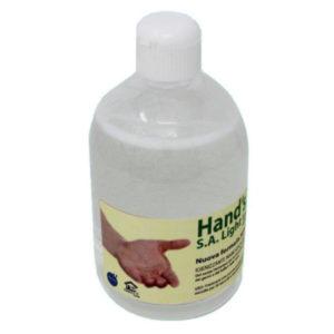 oxy500 gel igienizzante mani