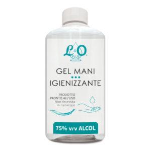 gel igienizzante mani 80 ml alcool 75%