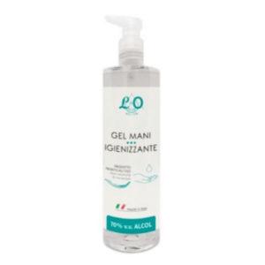 gel igienizzante mani 500 ml