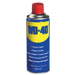 spray multiuso lubrificante wd40