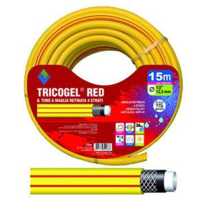 tubo irrigazione giallo