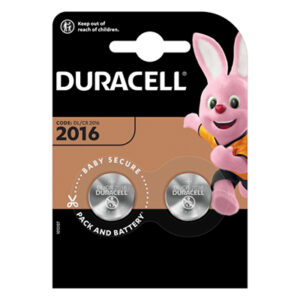 DURACELL CR 2016
