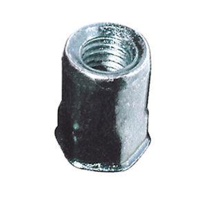 inserto in acciaio