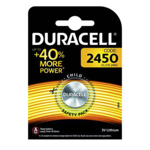 pila duracell special cr 2450