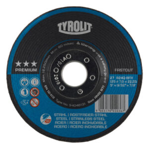 TYROLIT-5412-MOLA-SGROSSATURA-FASTCUT-FERRO-INOX